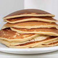 Υγιεινά pancakes ,χωρίς ζάχαρη, ιδανικά και για μωρά.