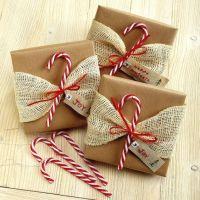 Συσκευασίες δώρων που θα εντυπωσιάσουν.